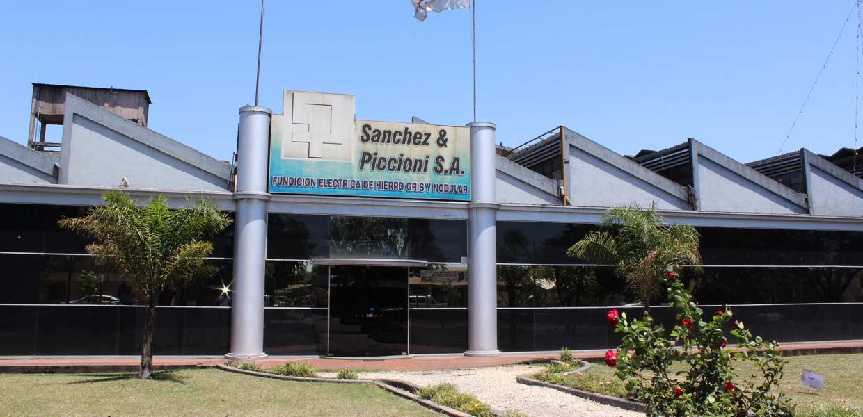 SANCHEZ-Y-PICCIONI
